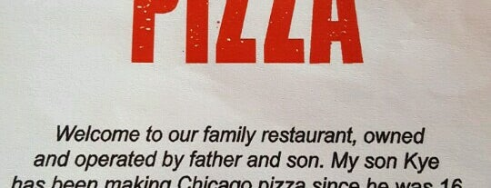 windy city pizza is one of All ABout Pizza.