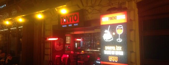 Tinto is one of สถานที่ที่ Ezgi ถูกใจ.