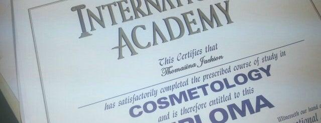 International Academy- Beauty School of Florida is one of Shannon : понравившиеся места.