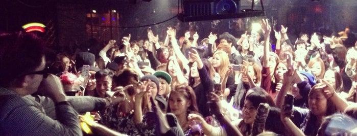 Live & Bar 11 (onzieme オンジエム) is one of Osaka.