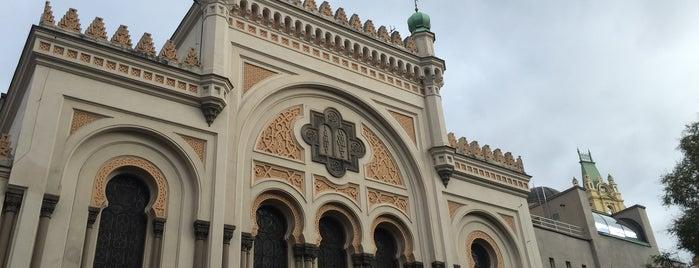 Španělská synagoga is one of Praha - Prague - Praga.