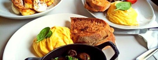 Breakfast/Brunch in London