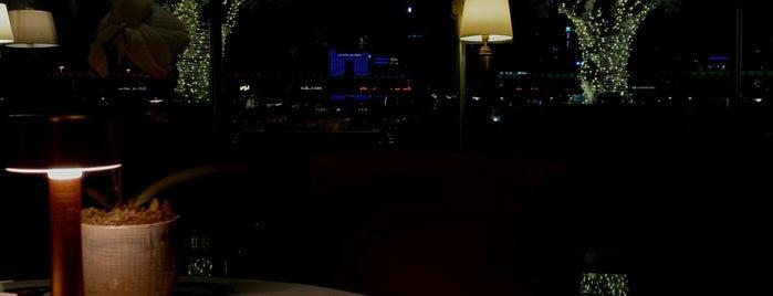 Bay View Lounge is one of Lieux sauvegardés par Queen.