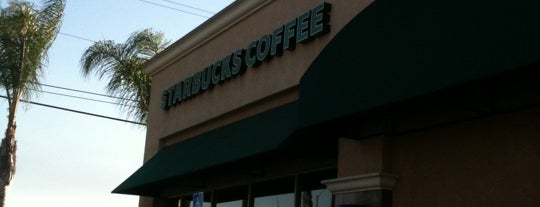 Starbucks is one of Dan 님이 좋아한 장소.