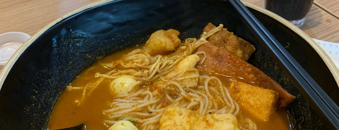 Liang Khee Tomyam Noodle House 良记东炎面 is one of Fred'L 님이 좋아한 장소.