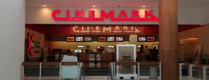 Cinemark is one of Locais curtidos por Manoel.