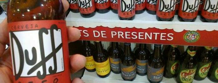 Mr. Beer is one of Cuiaba MT.