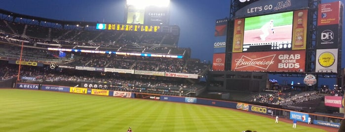Citi Field is one of NYC Summer Activities.