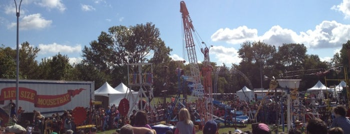 World Maker Faire is one of Silicon Alley, NYC (List #2).