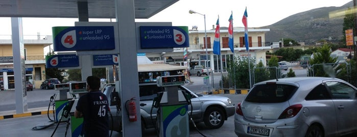 Jetoil is one of Cheap gas / φτηνή βενζίνη.
