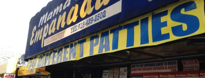 The Empanada Spot is one of My beloved hood!.