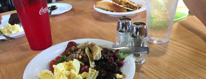 Souper Salad is one of McA Eats.