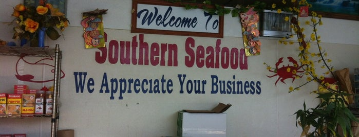 Southern Seafood is one of ATL.