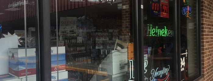 Wilkens Liquor, Pizza & Deli is one of Local - Neighborhood.