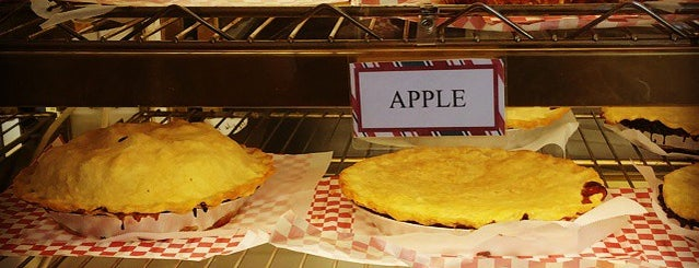 Mom's Apple Pie is one of Sonoma County.