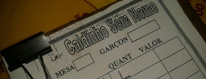 Caldinho Sem Nome is one of Caldinho.