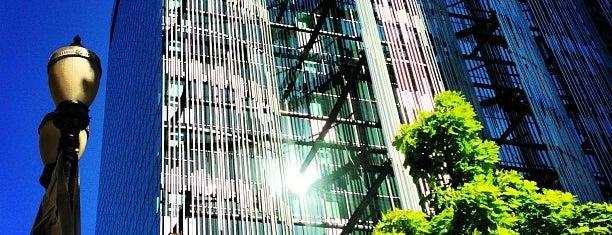 Edith Green-Wendell Wyatt Federal Building is one of Dj : понравившиеся места.