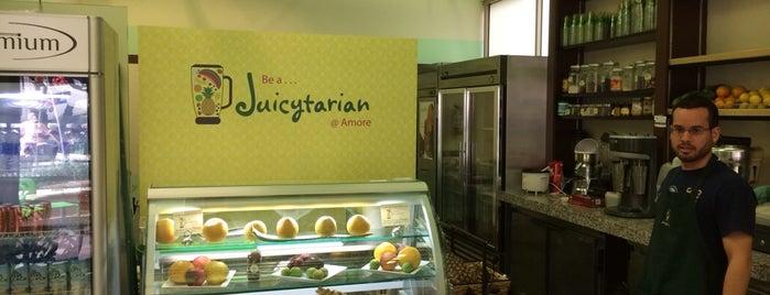 Juicytarian is one of SFL Veg*n Food.
