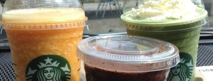 Starbucks is one of Faradina : понравившиеся места.