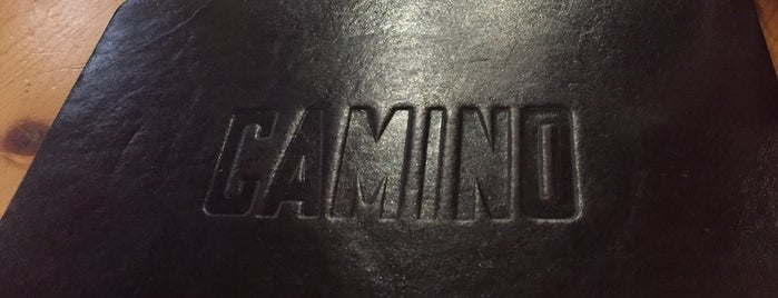 Camino is one of London Munchies Vol.5.