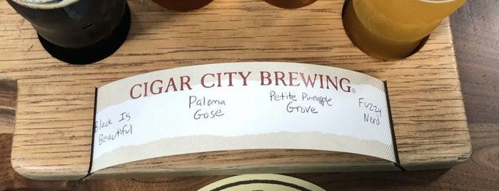 Cigar City Brewing is one of Beer / Ratebeer's Top 100 Brewers [2020].