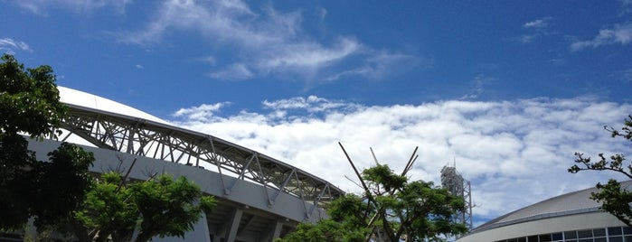Okinawa Cellular Stadium Naha is one of Top Picks for Sports Stadiums/Fields/Arenas.