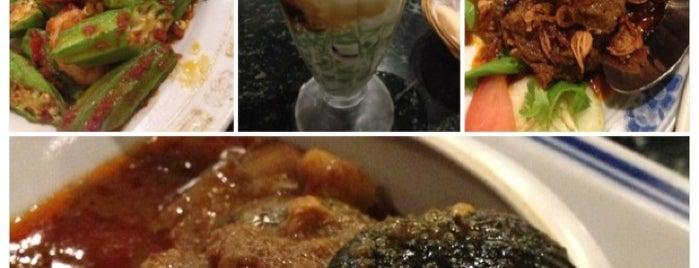 Nyonya & Baba Peranakan Cuisine 娘惹餐廳 is one of Wanduu 님이 좋아한 장소.