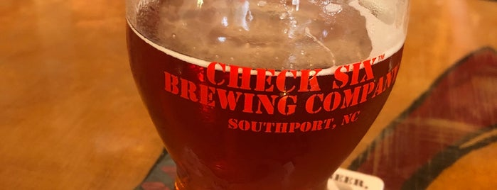 Check Six Brewing Company is one of Breweries or Bust 2.