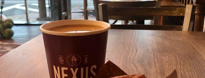 Nexus Coffee is one of ARKANSAS.