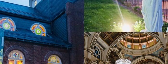 St. Leonard's Church is one of Boston.