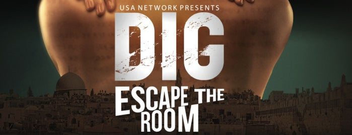 Escape The Room Philadelphia is one of Wishlist.