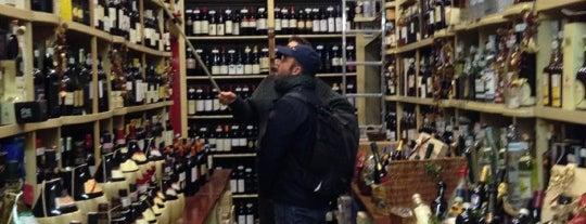 Grancini Vini Liquori is one of สถานที่ที่ Anna ถูกใจ.