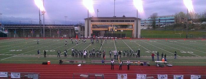 Everett Memorial Stadium is one of Minor League Ballparks.