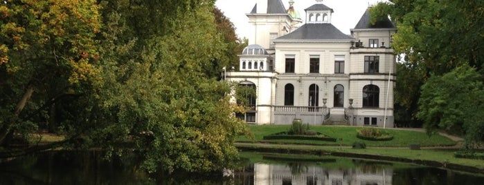 Kasteel Tivoli is one of Orte, die anthony gefallen.