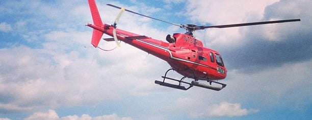 Manhattan Helicopters is one of NYC Places II (Sightseeing).