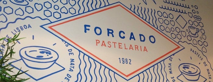 Pastelaria Forcado is one of Brussels.