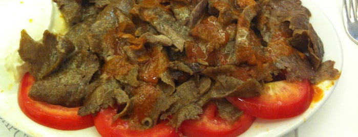 İskender is one of liste.