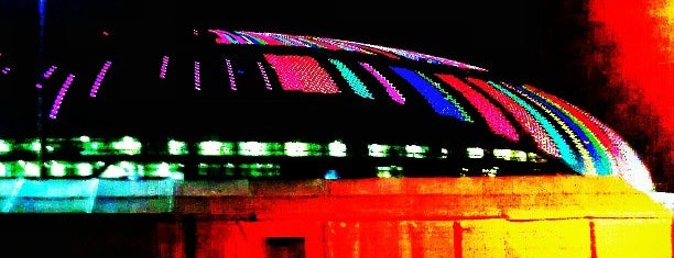 Fisht Olympic Stadium is one of Сочи \ Sochi.