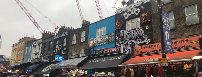 Camden Town is one of Where to go in London.