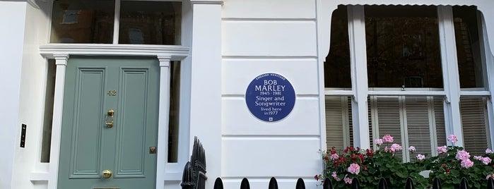 Oakley Street is one of London.