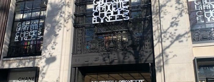 Galeries Lafayette Champs-Élysées is one of Tempat yang Disukai V͜͡l͜͡a͜͡d͜͡y͜͡S͜͡l͜͡a͜͡v͜͡a͜͡.