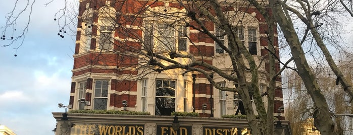 The World's End Market is one of London.
