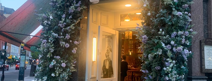 Mr Fogg's House of Botanicals is one of London saved places.