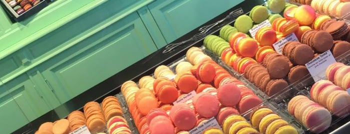 Patisserie Linnick is one of Amsterdam.