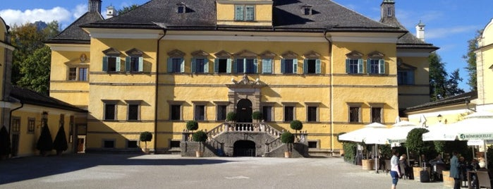 Schloss Hellbrunn is one of Posti salvati di Murat.