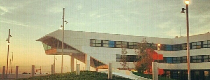 Tecnocampus is one of TCM.