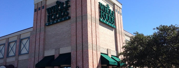 Whole Foods Market is one of Dog Friendly Restaurants.