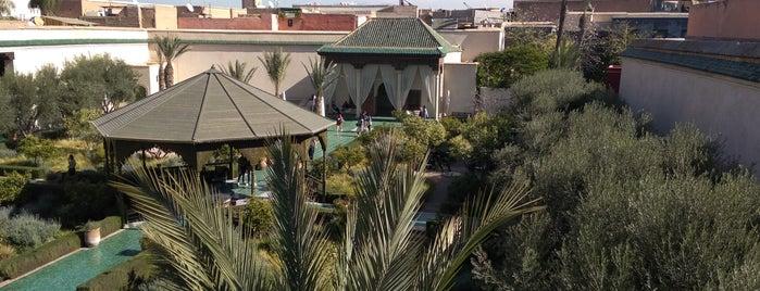 Le Jardin Secret is one of Marokko.