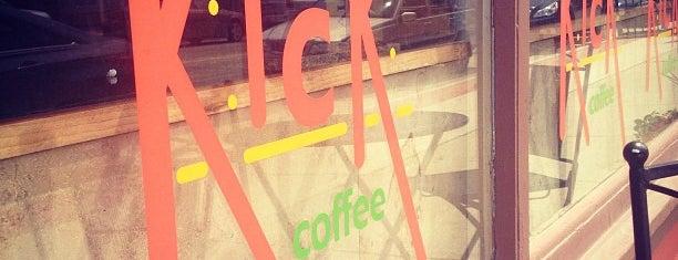 Kick Coffee is one of Door County.