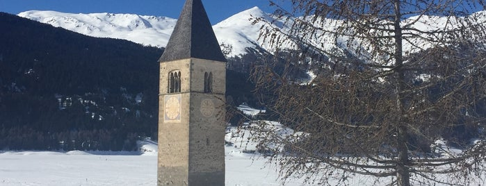Campanile Sommerso is one of Tirol 2018.